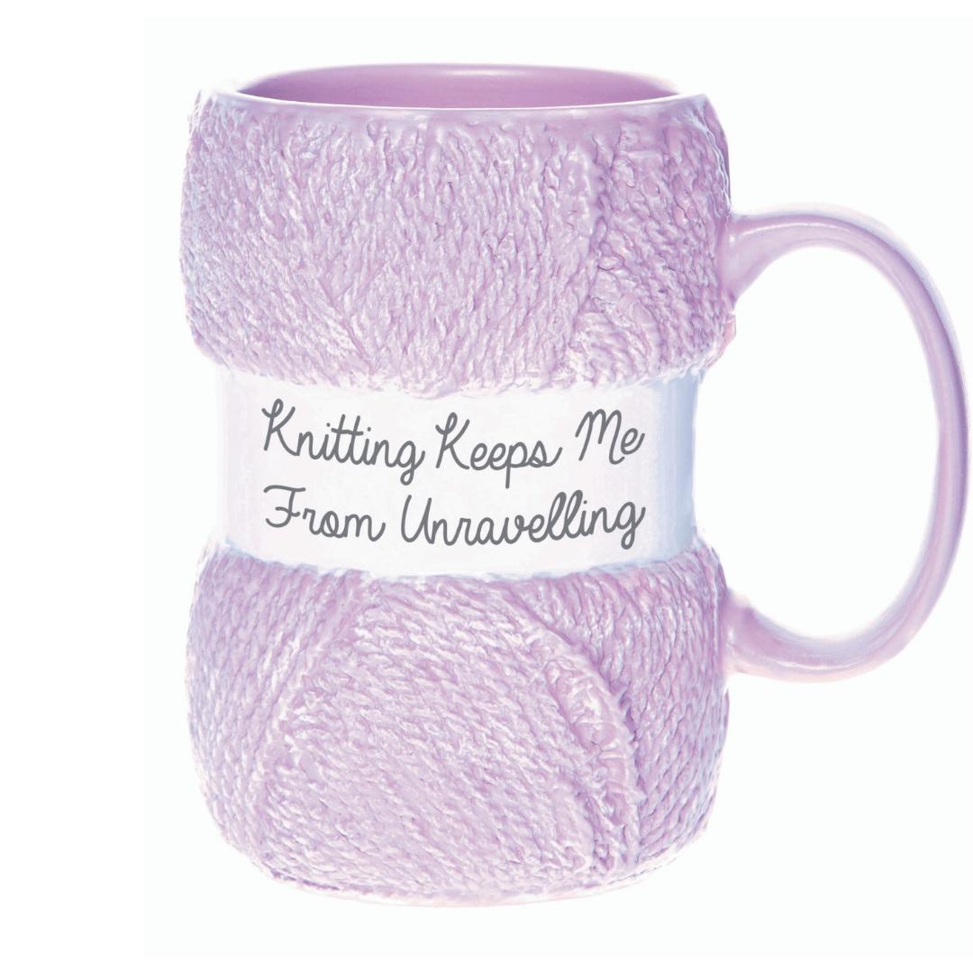 Knit Mugs