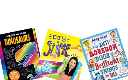 Children Books & Activities