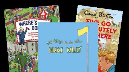 Humour Books