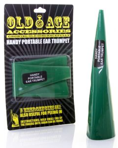 Old Age - Ear Trumpet