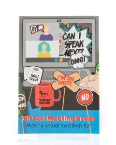 Virtual Meeting: Photo Props