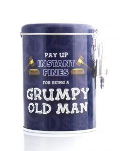 Fines Tin - Grumpy Old Man
