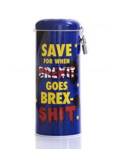 Saver Tin - Brexit Saver