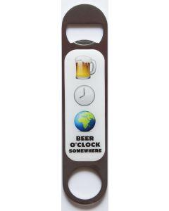 Emoji Bar Blade - Beer Oclock