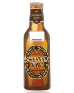 Beer Bottle Opener - Grandads Beer