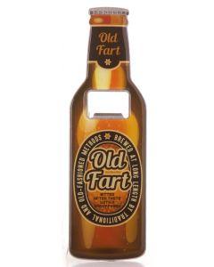 Beer Bottle Opener - Old Fart