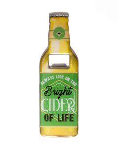 Beer Bottle Opener - Cider Life