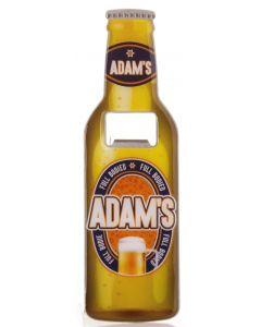 Beer Bottle Opener - Adam