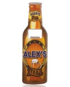 Beer Bottle Opener - Alex