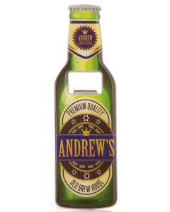 Beer Bottle Opener - Andrew