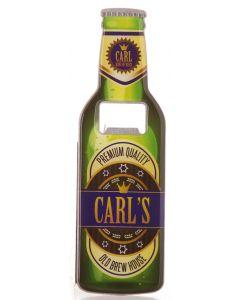 Beer Bottle Opener - Carl