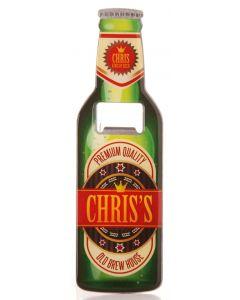 Beer Bottle Opener - Chris