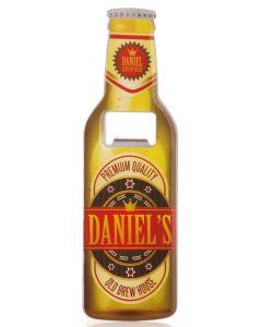 Beer Bottle Opener - Daniel