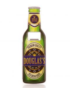 Beer Bottle Opener - Douglas