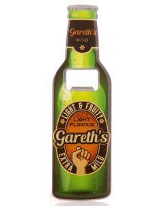Beer Bottle Opener - Gareth