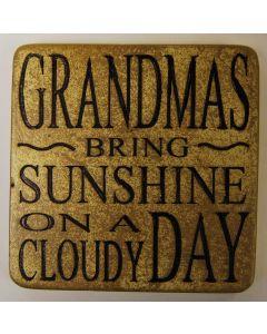 Sww Coaster - Grandma Sunshine