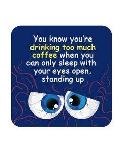 Coaster - Sleep With Eyes Open