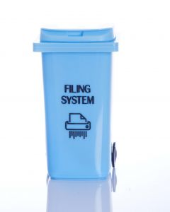 Desk Bin - Filing System