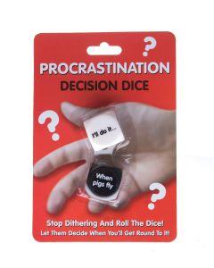Procrastination Dice