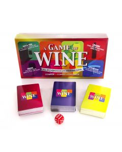 A Game Of Wine - Posh Peoples Drinking