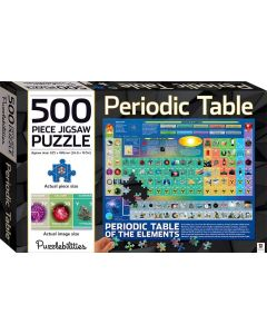 Periodic Table - Jigsaw Puzzle