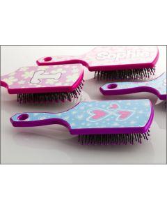 Hairbrush - Hearts