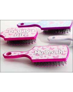 Hairbrush - My Brush Hands Off