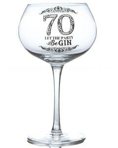 Gin Bloom Glass - 70