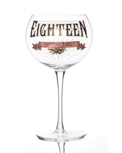 Gin Prohibition Glass - Age 18 Sweet And Bubbly