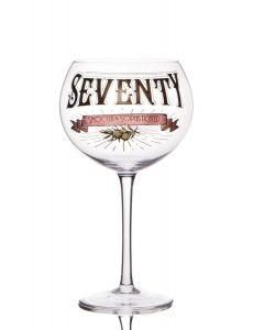 Gin Prohibition Glass - Age 70