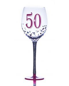 Sparkle Wine Glass - 50