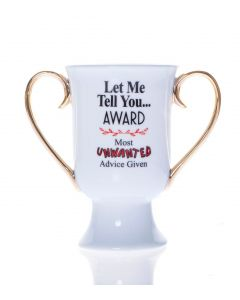 Trophy Mugs - Let Me Tell You…..
