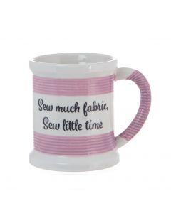 Sewing Mug - Sew Much Fabric