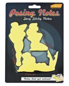 Posing Notes - Sexy