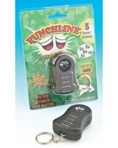 Punchline Keychain