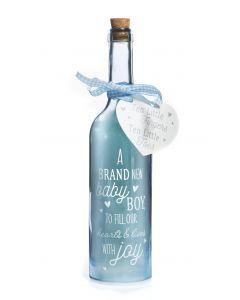 Starlight Bottle - Brand New Baby Boy