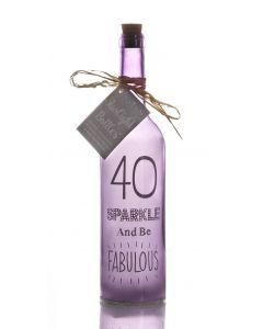 Starlight Bottle - 40