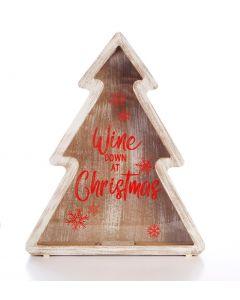 Led Cork Saver - Christmas Tree