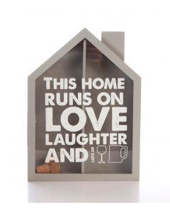 Led Cork Saver - House