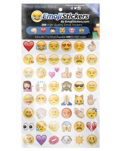 Emoji Stickers - 6 Sheets