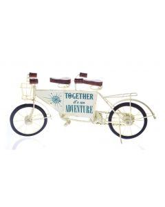 Tandem Bike Sign - Adventure