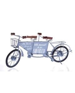 Tandem Bike Sign - Shared