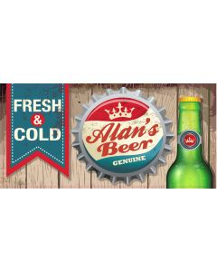 Bar Signs - Alan