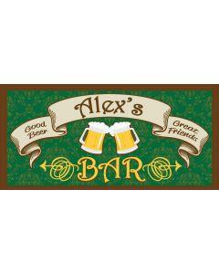 Bar Signs - Alex