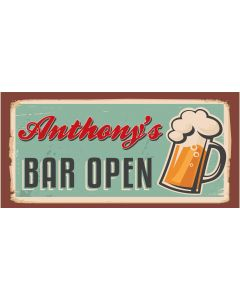 Bar Signs - Anthony