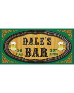 Bar Signs - Dale