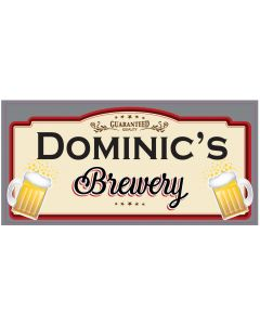 Bar Signs - Dominic
