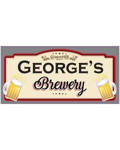 Bar Signs - George