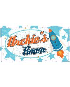 Retro Sign - Archie