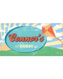 Retro Sign - Connor